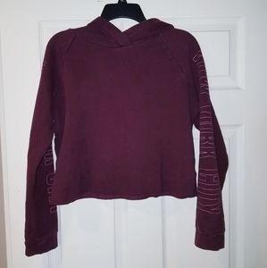 3/$20! AEROPOSTALE cropped hoodie